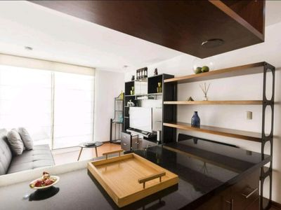 Photo for Modern Apartment in Barranco