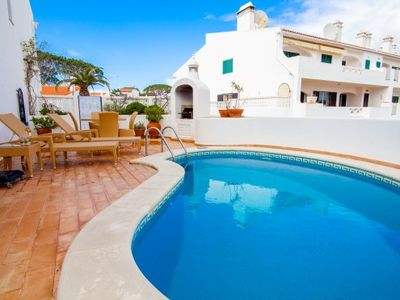 Photo for Smart two bedroom apartment with private pool SD93 - Vale do Lobo, Almancil, Algarve