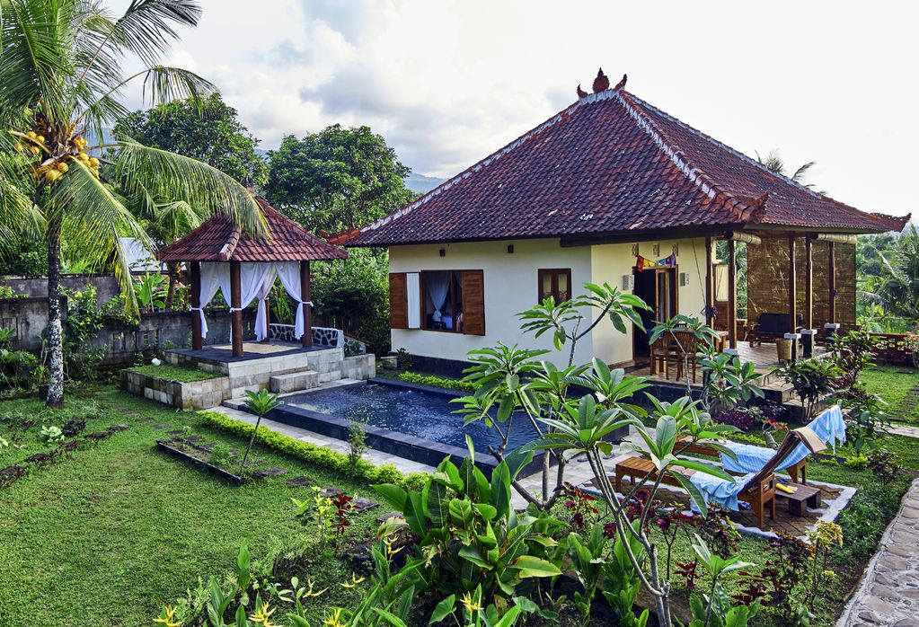Dream House In The Rice Field In The Sunset Private Pool Free Wifi