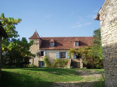 Photo for VERY BEAUTIFUL HOUSE OF CHARACTER LOT (PÉRIGORD, QUERCY) 12 TO 16 PEOPLE, SWIMMING POOL