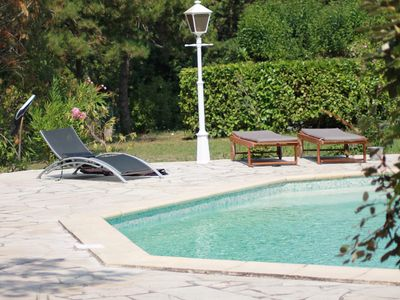 Photo for Villa comfortable, quiet and friendly close to Aix-en-Provence and Luberon!
