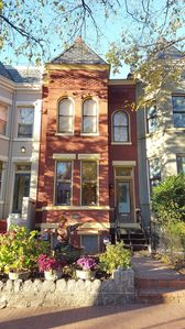 Welcome home!  Our  three level Victorian town home