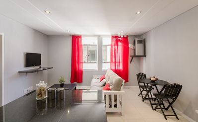 Photo for ★ St Georges Mall | CTICC | Modern ★ 1BD + Parking