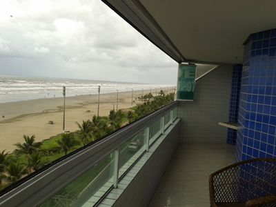 Photo for APARTMENT WITH VIEW TO THE BEACH