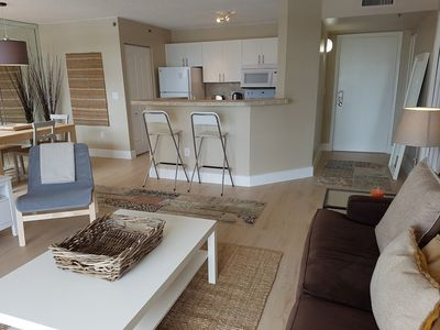 Photo for Apartment in the center of Aventura with Internet, Pool, Air conditioning, Lift (719748)