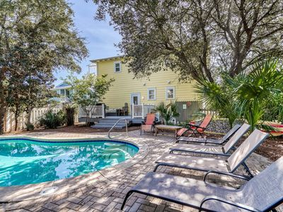 "Photo for Afternoon Nap"" Seacrest Vacation House Pet Friendly+Private Pool +Gulf Views + 1"