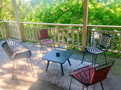 Photo for Fabulous views! Great balconies rates are reduced! Sleeps 6 right next to Zilker