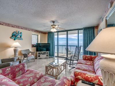 Photo for Beautiful 4 Bedroom Oceanfront Ocean Bay Club Condo