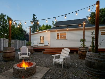Photo for Savor the Magic of Oregon Wine Country at a 1910 Bungalow
