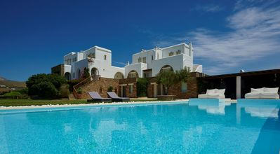 Photo for 1BR Villa Vacation Rental in TINOS