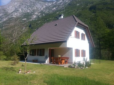 Photo for Quiet Cottage by the Soca River