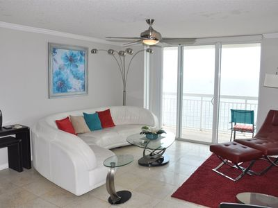 Photo for 4 Bedroom Oceanfront Condo, With Great Ocean Views