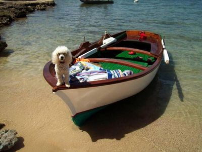 Our rowboat