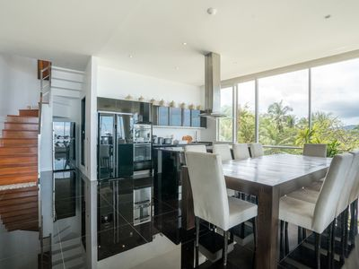 Photo for 4 BDR Panoramic Seaview Penthouse | Karon