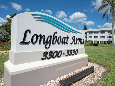 Photo for Long Boat Key's Best Kept Secret!  Just steps away from the beach!