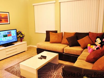 Photo for Perfect for Families! Baby Friendly - Quiet Retreat Close to Disney/Universal