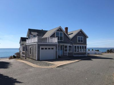 Photo for Oceanfront * Family-friendly * Falmouth Heights * LOCATION!
