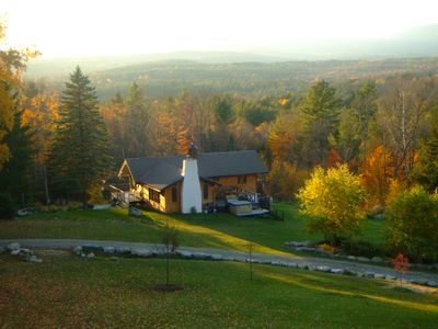 Photo for Trout House (private pond, fire pit & hot tub) *summer discount!*