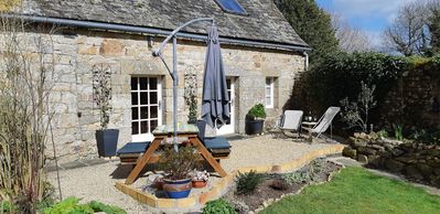 Photo for Brittany Holiday Cottage Gite with Hot Tub & Sauna