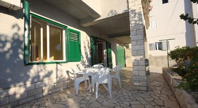 Photo for Apartment Per  A1(2+2)  - Grebastica, Riviera Sibenik, Croatia