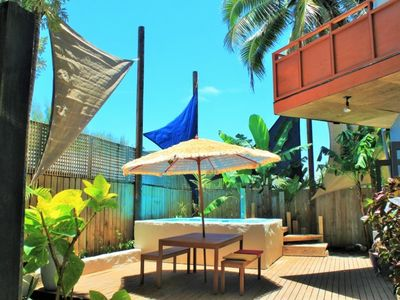 Photo for Tropical Family Pool Villa