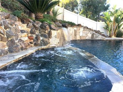 Photo for Fabulous Leigh Vacation Home in Wine Country - Pool/Spa/Fire pit, gameroom