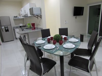 "Photo for ""Mi casa es su casa"" Cancun's Long Island NBH, cozy apartment for up to 6"