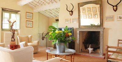 Photo for La Sorgente- 6 bd peaceful villa with terraces near Versilia