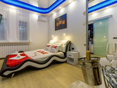Photo for Luxurious Apartment PRIVE- Best Location in Belgrade