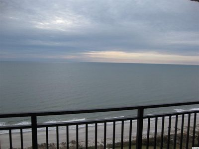 """View from the 14'6""""x6' balcony"""
