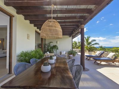 Photo for Las Terrazas Punta Mita: Cook, Nanny & cleaning included!