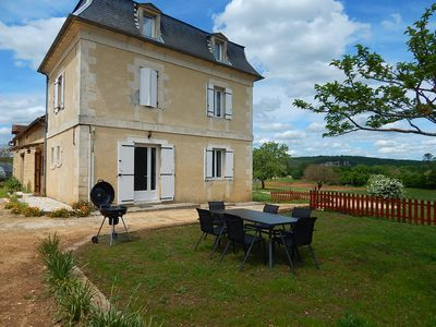 Photo for renovated farmhouse in the village, near the Eyzies in the Vezere valley
