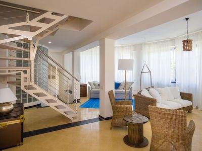 Photo for Apartment 6 - Luxury 200 sqm Sea View Loft, 100m from Beach
