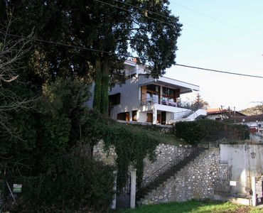Photo for Beachfront Villa next to Platamon Castle - Porto Voulis