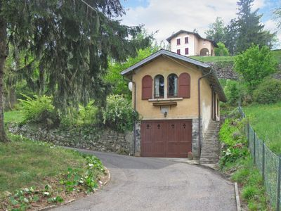 Photo for Vacation home Casa Golf (MGG530) in Menaggio - 2 persons, 1 bedrooms