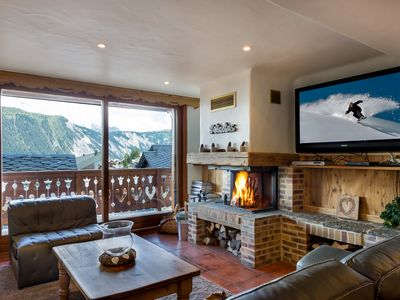Photo for 170 sqm high standard apartment in Courchevel