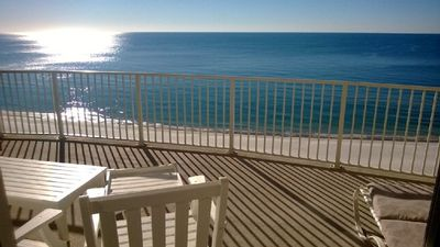 Photo for Regency Isle-1004 - Direct access to beach, pool, hot tub, huge private balcony