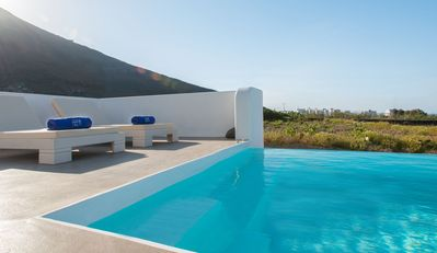 Photo for R484 Senior Suite with Private Pool and Sea View Breakfast Inc