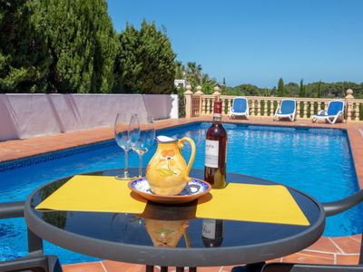 Photo for Vacation home Cala Vista in Jávea/Xàbia - 7 persons, 4 bedrooms