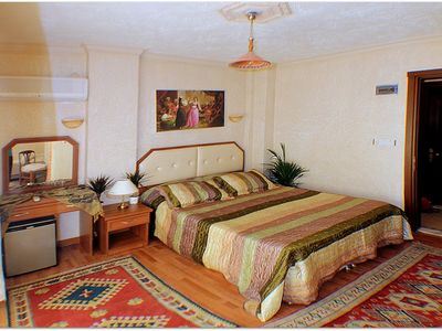Photo for rebetika hotel located secuk near ephesus (Double Bed)