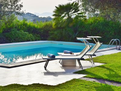 Photo for Charming Villa with beautiful pool in Alghero-Sardinia 10% discount x2 weeks