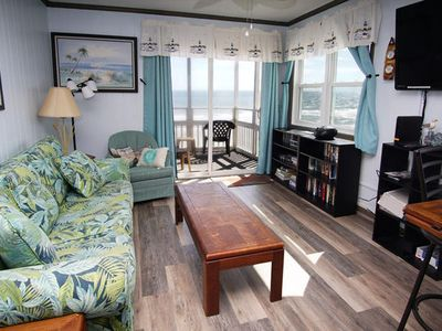 Windsong 303, 2 BR Ocean Front Condo with Outdoor Swimming Pool and Gorgeous Views