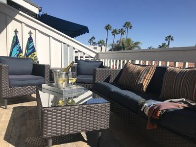 Photo for Located in Sunset Beach & just steps to the sand; sleeps 6