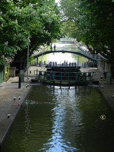 """Photo for Canal Saint Martin in the footsteps of """"Hotel du Nord"""""""