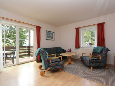 Photo for Holiday home 01, ground floor, 2 bedrooms, Frauenwald - Apartments in Haus Bergblick am Rennsteig