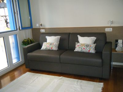 Photo for Cool apartment in the heart of Getaria (No. Ref. Tur. ESS01675)