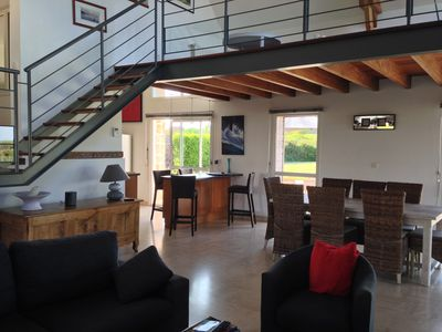 Photo for 4BR House Vacation Rental in Locmariaquer, Bretagne
