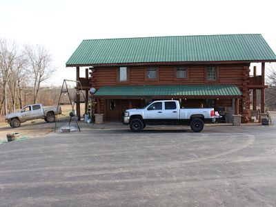 Photo for 3-Room Cabin at Samson's Whitetail Mountain