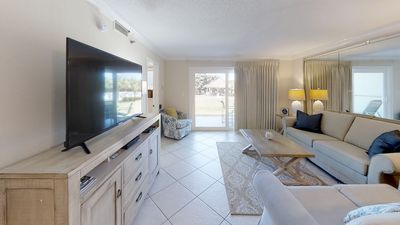 Photo for Unit 115 - Newly Updated Furniture, FREE Beach Service