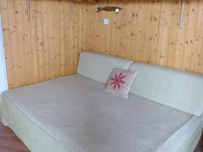 Photo for Apartment 430 m from the center of Tignes with Lift, Internet, Balcony (111335)